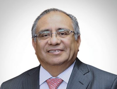 Juan Hinojosa of Pemex E&P