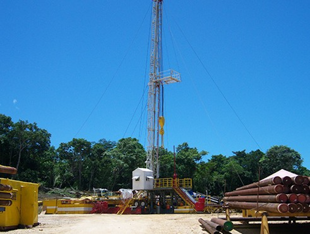 Touchstone in Trinidad gas discovery