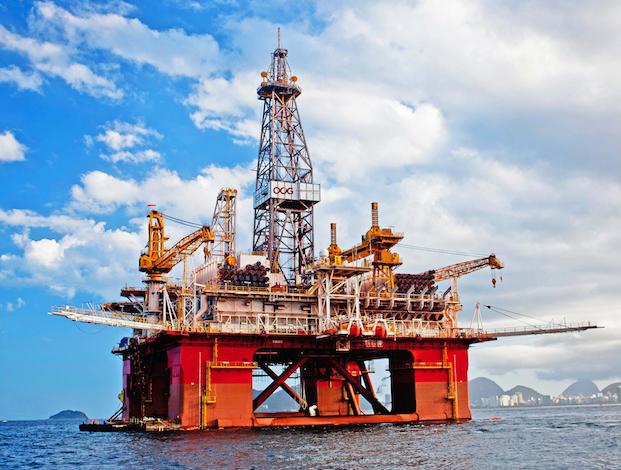 Oil down, ahead of hurricane Laura landfall