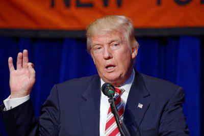 Trump dumps Iran deal