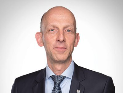 Menko UBBENS, Senior Vice-President, Project Director of FLUOR