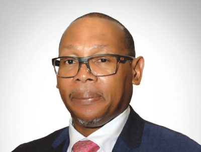Chikezie NWOSU, Director Technical of ADDAX PETROLEUM
