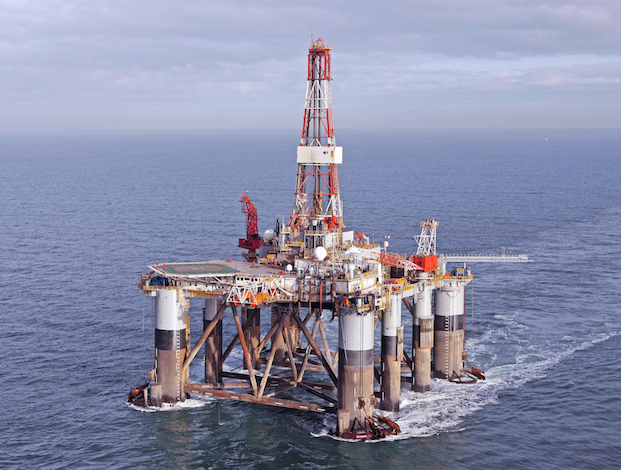 Azinor strikes oil offshore the UK