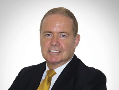 Ray RICHARDSON, Country Manager of PETROFAC