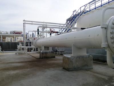 Generic refinery photo