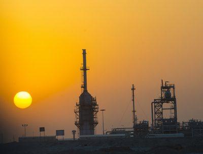 Majnoon Oilfield in Iraq