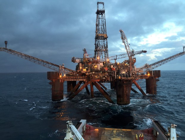 UK opens bidding round in North Sea