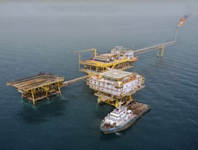 Iran's POGC to develop Kish gasfield