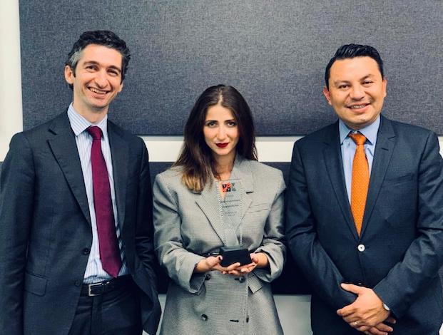 Mexico's HST and CLH win midstream award