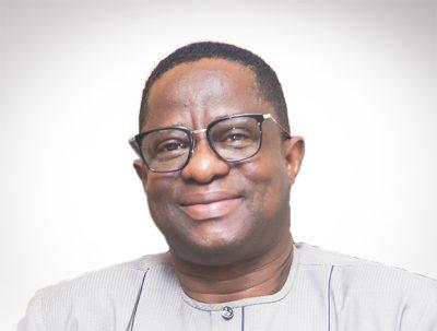 Ghana Minister of Energy John Peter Amewu