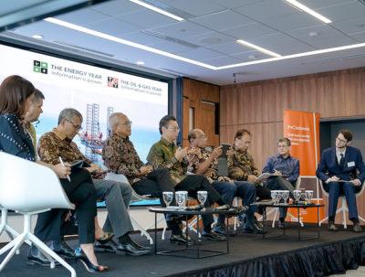 Indonesia 2020 strategic roundtable discussion