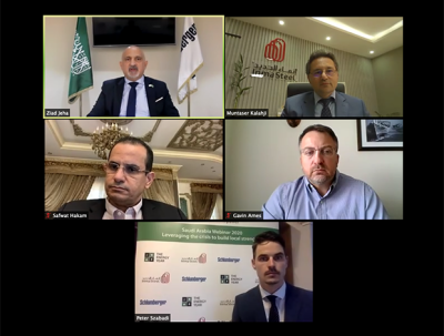 Saudi Arabia Webinar: Leveraging the crisis to build local strength