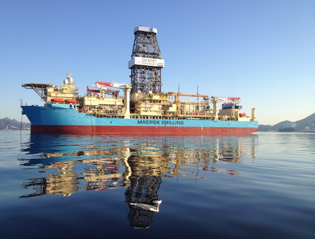 Total contracts Maersk for Angola wells