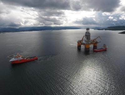Deepsea Stavanger South Africa Total.
