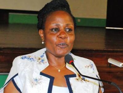 Mary Goretti Kitutu Uganda minister energy